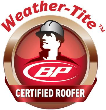 BP Certified Roofer
