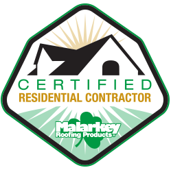 Malarkey Certified Roofer